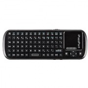 iPazzPort Apache 2.4G RF Wireless Handheld Keyboard and Touchpad (KP-810-19A)