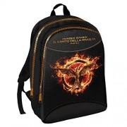 Hunger Games 25849 Double-Sac à Dos Noir