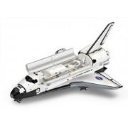 Revell 04544 - Space Shuttle Atlantis Kit di Modello in Plastica, Scala 1:144