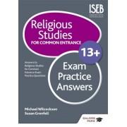Wilcockson, M: Religious Studies Common Entrance 13+ Exam Pr