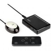 Techly IDATA HDMI-31U - Switch de vídeo (80 x 58 x 18 mm)