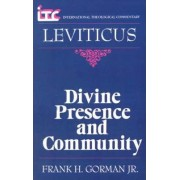 Leviticus by Frank H. Gorman