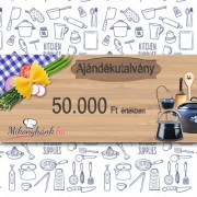 50.000 Forint ajándékutalvány