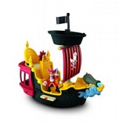 Fisher-Price Disneys Jake and The Never Land Pirates Hooks Jolly Roger Pirate Ship