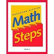 Math Steps by Houghton Mifflin Company