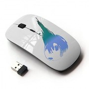 X-MOUSE M-3009595 Wireless Mouse - Meteorite Attack