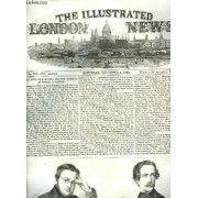 The Illustrated London News N°772 : The King Of Sardinia And The Emperor Of Austria