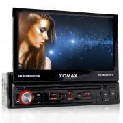 """XOMAX """"XOMAX XM-VRSU727BT Moniceiver Autoradio ohne CD-Laufwerk mit BLUETOOTH"""""""