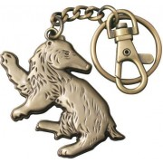 Noble Collections Harry Potter - Keychain Hufflepuff Badger