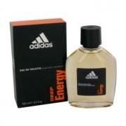 Adidas Deep Energy Eau De Toilette Spray 3.4 oz / 100 mL Men's Fragrance 462274