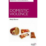 Parenting A Child Affected by Domestic Violence by Hedy Cleaver