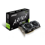 MSI GAMING GeForce GTX 1070 8GB GDDR5 DirectX 12 VR Ready (GeForce GTX 1070 ARMOR 8G OC)