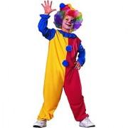 Haunted House Child's Clown Costume Medium