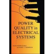 Power Quality Electrical Systems by Alexander Kusko
