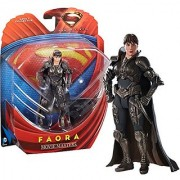 Mattel Year 2013 Movie Masters DC Superman Man of Steel Series 6 Inch Tall Action Figure - FAORA