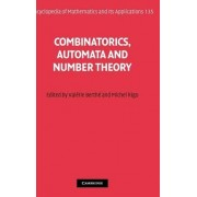 Combinatorics, Automata and Number Theory by Valerie Berthe