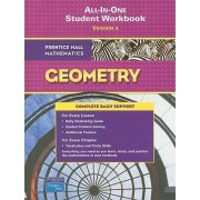 Prentice Hall Mathematics, Geometry All-In-One Workbook by Pearson Prentice Hall