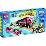 LEGO City Super Pack Brandweer - 66342