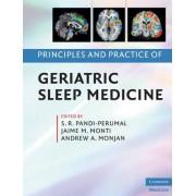 Principles and Practice of Geriatric Sleep Medicine by S. R. Pandi-Perumal