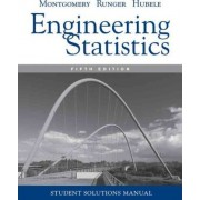 Engineering Statistics by Douglas C. Montgomery