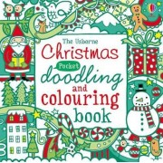 Pocket Doodling and Colouring Christmas by Fiona Watt