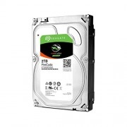 "Seagate 2TB Firecuda (Solid State Hybrid) SATA 6GB/s 64MB Cache 3.5"" Internal Bare Drive ST2000DX002"