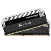 Memorie Corsair Dominator Platinum 8GB (2x4GB) DDR3 PC3-12800 CL9 1600MHz 1.5V XMP Dual Channel Kit, Link Connector, CMD8GX3M2A1600C9