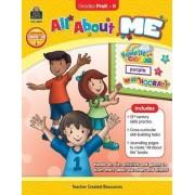 All about Me Grade Prek-K by Brenda Strickland