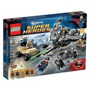 LEGO Super Heroes - Superman: Battle of Smallville, pack de figuras de acción (LEGO 76003)