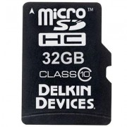 Delkin Devices Game Camera Micro Sd Cards - Class 10 Micro Sd Card 32gb