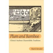 Plum and Bamboo by Mark Bender