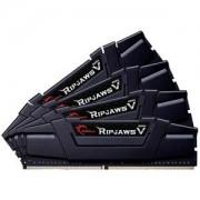Mémoire RAM G.Skill RipJaws 5 Series Noir 64 Go (4x 16 Go) DDR4 3333 MHz CL16 PC4-26600 - F4-3333C16Q-64GVK