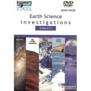 Discovery Channel School - Earth Science Investigations (5 DVD Pack)