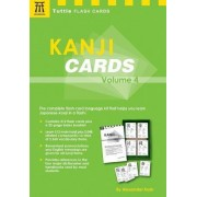 Kanji Cards: v. 4 by Alexander Kask