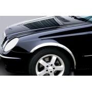 Lemy blatniku Mercedes Benz C W203 2000-2007
