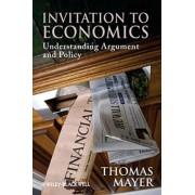 Invitation to Economics by Thomas Mayer