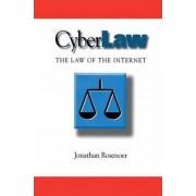 Cyberlaw by Jonathan Rosenoer