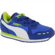 Pantofi sport copii Puma Cabana Racer Mesh Jr 35637216