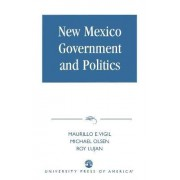 New Mexico Government and Politics by Maurilio E. Vigil