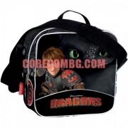 Термо чанта за закуски Dragons Fire