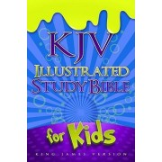 Illustrated Study Bible for Kids-KJV by Broadman & Holman Publishers