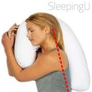 Cuscino Sleeping a forma di U