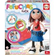 Educa păpuşă braziliană pentru copii Fofuchas Katie Rock 16362