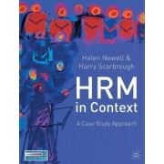 Human Resource Management in Context by Helen Newell
