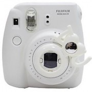 [Fujifilm Instax Mini 7s Mini 8 Selfie Lens] -- CAIUL IOU Style Instax Close Up Lens with Self-portrait Mirror For Fujifilm Instax Mini 8 mini 7s Camera and Polaroid 300 (White)