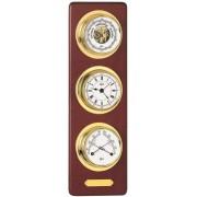 Barigo 3751MS - Barometer, Comfortmeter & Quartz Clock Low Altitude