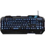 Tastatura Gaming Hama uRage Exodus Macro, layout RO (Neagra)