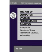 The Art of Computer Systems Performance Analysis by R. K. Jain