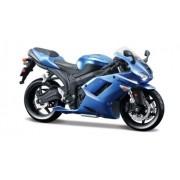 Maisto 31155 - Kawasaki Ninja Zx-6r 07 1:12 Moto