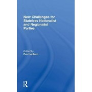 New Challenges for Stateless Nationalist and Regionalist Parties by Eve Hepburn